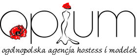 Logo firmy - OPIUM ogólnopolska agencja hostess i modelek