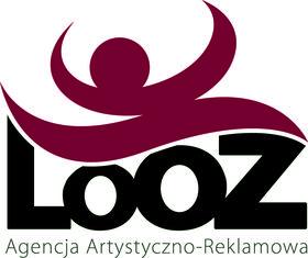 Logo firmy - Agencja Artystyczno Reklamowa LOOZ