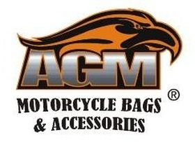 Logo firmy - AGM bikers