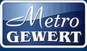 Logo firmy - Metro-Gewert