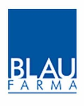 Logo firmy - BLAU FARMA