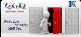 Logo firmy - Vectra Agencja Promocyjno-Reklamowa