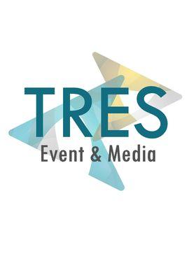 Logo firmy - Tres Event Media