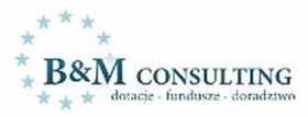 Logo firmy - BM Consulting