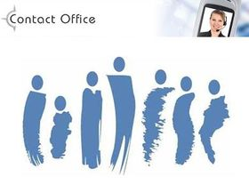 Logo firmy - Agencja Pracy ContactOffice