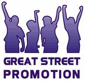 Logo firmy - GREAT STREET PROMOTION
