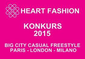 Logo firmy - Heart Fashion