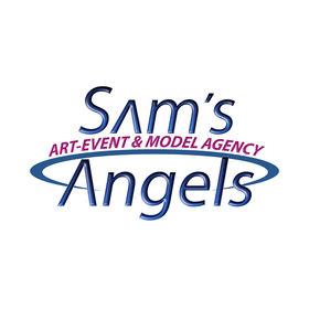 Logo firmy - SAM S  ANGELS   Agencja Hostess I Modelek