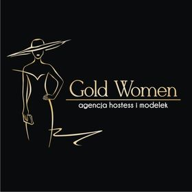 Logo firmy - Gold Women agencja hostess i modelek