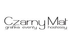 Logo firmy - Czarny Mat