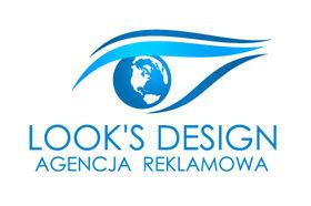 Logo firmy - Looks Design