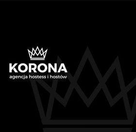 Logo firmy - Korona agencja hostess i hostów