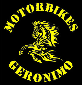 Logo firmy - GERONIMO MOTORBIKES
