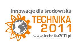Logo firmy - Technika 2011