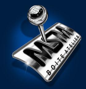 Logo firmy - MSM Szprejda